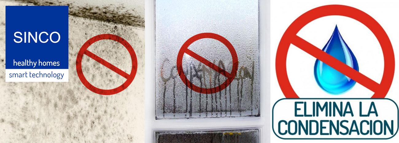 Elimina para siempre la humedad por condensacion en tu casa